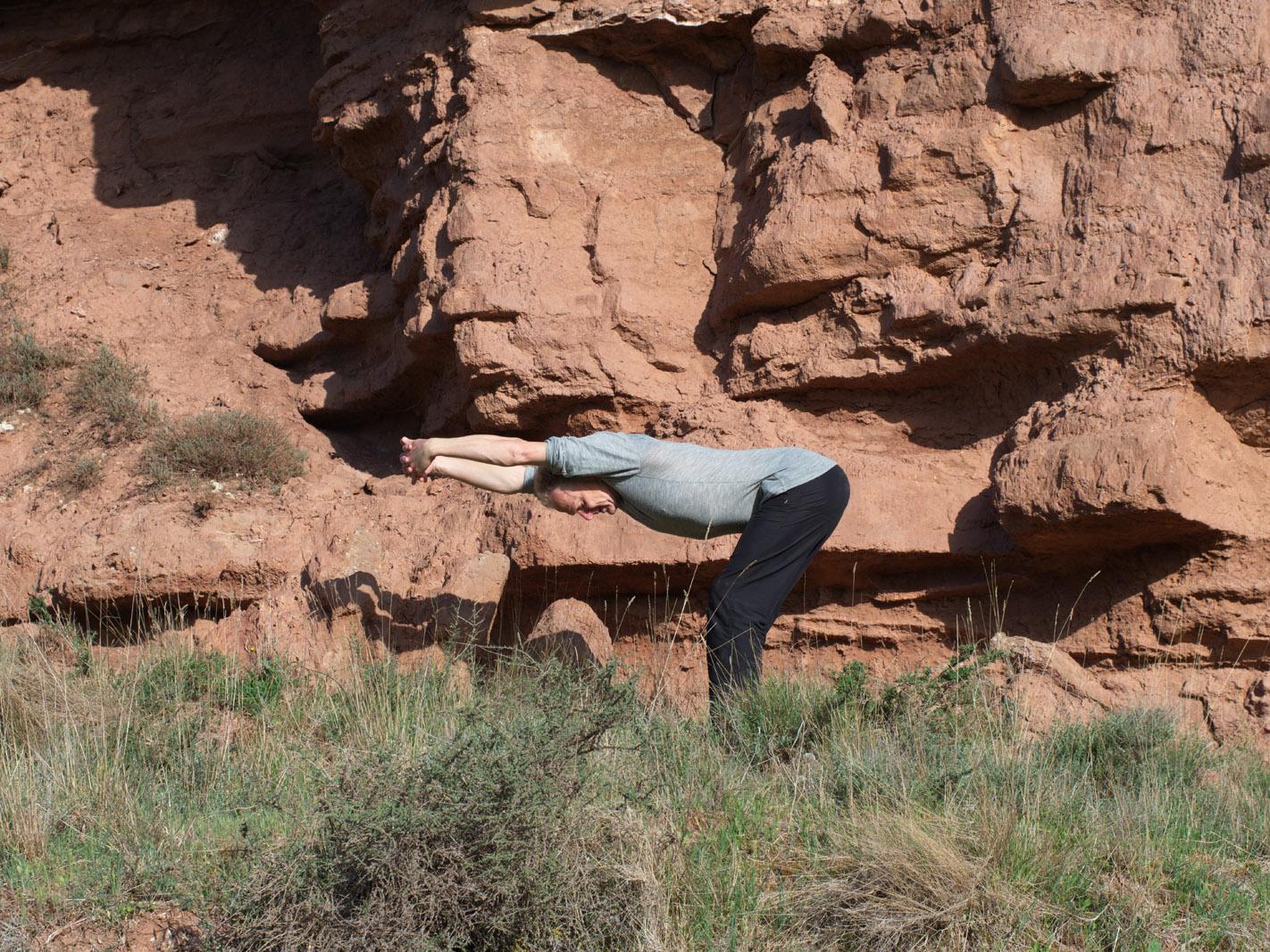 Dreiheit der Uebung - Atem, Energie, Bewusstheit